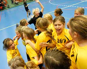 A-FINAL Eslövs IK-Gustavsbergs IF